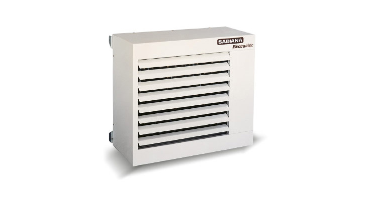 Electra- Electramatic electric unit heaters